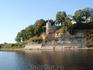 Снетогорский монастырь на острове.