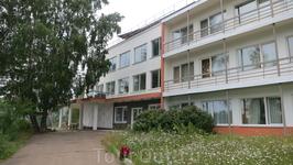 Дом творчества Байкал, Листвянка