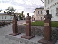Елабужские Герои Советского Союза