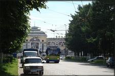 ул.Привокзальная - здание жд вокзала