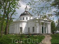 Свято-Казанская церковь