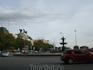 Мадрид. Слева виднеется здание Министерства сельского хозяйства