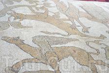Отранто,Кафедральный собор, напольная мозаика 12 век