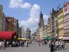 Фотография Вроцлавская рыночная площадь