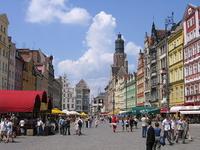 Вроцлавская рыночная площадь