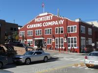 Калифорния. Монтерей.