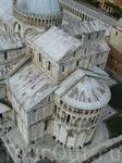 Пиза. Вид на Кафедральный  Собор Пизы сверху. Фото взято из соц.сети.
