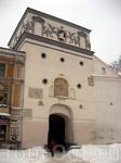 Ворота в Старый город (Вильнюс)