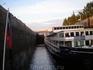 Второй шлюз Куйбышевской ГЭС