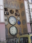 Верхняя площадь часы на Ратуше 2