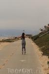 Несмотря на стереотип о всеобщем ожирении в Лос-Анджелесе созданы все условия для активно-спортивного отдыха, чем мы с удовольствием воспользовались