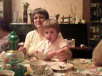 Мама,Семен....Дома