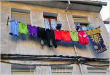 Куэнка (Cuenca)...сушка белья...