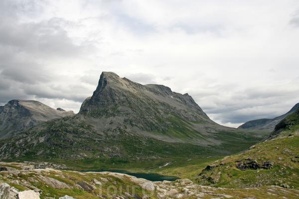 Норвежские пейзажи.