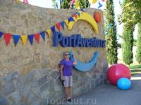 Port Aventura - парк, в котором можно провести не один день