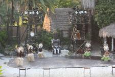 Представление в парке развлечений ПОРТ АВЕНТУРА
