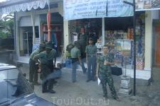 Бали/Служба в армии на Бали считается престижной