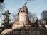 Монументальное захоронение Славин на территории вышеградского кладбища