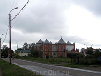 Коттедж на Соборной улице