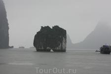 Один из самых известных видов Вьетнама