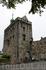 Средневековая крепость Бергенхус, это башня Розенкранца (Rosenkrantz Tower)