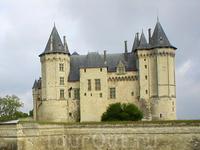 Замок Самюр