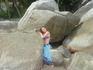 Каменные валуны на пляже...отдаленное напоминание Сейшел)))