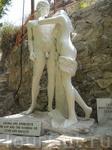 тоже какие то статуи