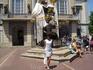 Фигерос около музея Дали