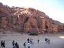 Большая площадь в древнем городе