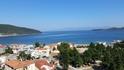 вид на Кавалу, Эгейское море