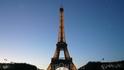 Сентябрь 2012 Paris. Эйфелева башня.