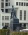 Ленин. Центральный элемент на площади Независимости. Живучий. Во время ВОВ не пострадал