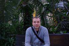 это Я, в музее Новая Глиптотека, построенном на деньги от продажи пива Карлсберг