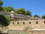 Вот и добрались до стен крепости в Ретимно.
