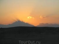 египетский закат