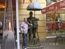 Скульптура Фотограф на Малой Садовой (Карл Булла)