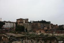 Рим.Римский форум