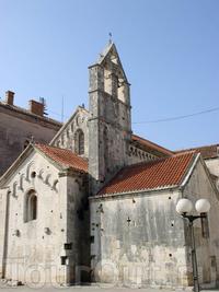 Церковь св. Иоанна Крестителя в Сплите