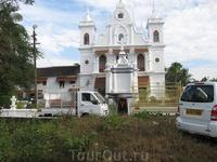Индийская церковь.
