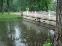 Пушкин, Александровский парк.
