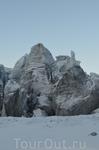 Ледник в Имербухте