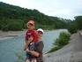 Пргулка по берегу реки Пзезуапсе