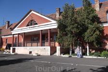 Береговский краеведческий музей, размещен в дворце венгерского графа Бетлена. Берегово.