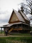 Церковь Николы из с. Глотово Юрьев - Польского района (1766 год) была перевезена в Суздальский кремль в 1960 году, на место утраченной церкви Всех святых ...