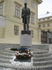 Градчанская площадь. Памятник Томашу Гарику Масарику - первому президенту Чехии