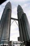 Башни-близнецы нефтяной компании Петронас