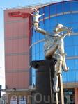 "Омск. Театр кукол ""Арлекин"""