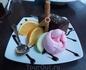 десерт в кафе Nero