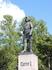 Памятник Петру I у причала